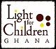 Light for Children Ghana Logo