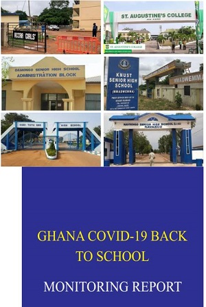 Ghana COVID-19 Back To School Monitoring Report